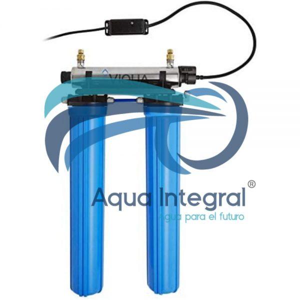 VT4 DWS filtro residencial para agua