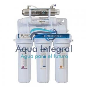 Sistema de filtracion para hogar