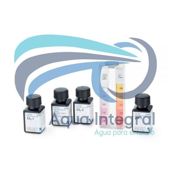 test-de-cloro-y-ph-Merck-probeta